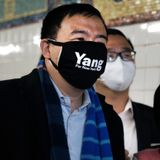 Yang tweets about street vendors — and ignites fury on the left