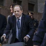 Harvey Weinstein Has Lost 4 Teeth in Prison