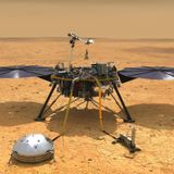 NASA's InSight Mars lander is in emergency hibernation. If it can't save its batteries, it could die.