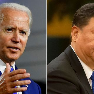 Keeping China out of Taiwan will take a tough stand from Biden