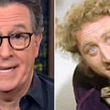 Stephen Colbert Explains J&J Vaccine Pause In Willy Wonka Terms