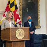 GOP race to succeed Maryland Gov. Hogan opens up with Lt. Gov. Boyd Rutherford opting out, Commerce Secretary Kelly Schulz announcing she's in