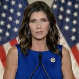 Noem pledges to not accept illegal immigrants: 'Call me when you're an American'