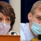 Maxine Waters tells Jim Jordan to 'shut your mouth' after GOP congressman feuds with Fauci