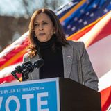 The Jolt: Vice President Harris says Georgia election law is clear voter suppression