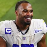 Robert Woods: Rams offense 'looking loaded once again' with Stafford, Jackson additions