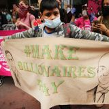 Billionaires' Pandemic Profits Alone Could Pay for Most of Infrastructure Plan