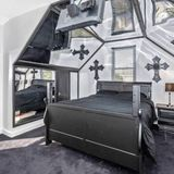 House With A Cemetery Bar And Coffin In The Living Room Is Now Up For Sale
