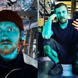 Man Decides To Become A Smurf To Find Self-Confidence!