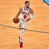 Report: Zach LaVine expected to forgo Bulls contract extension, become unrestricted free agent in 2022