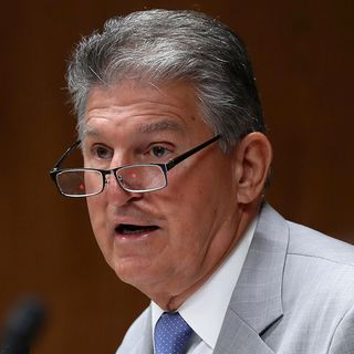 Manchin Comes Out against Biden Infrastructure Bill | National Review