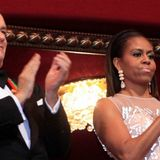 Tom Hanks Teams with Michelle Obama To Push Democrats' Vote-by-Mail Plan