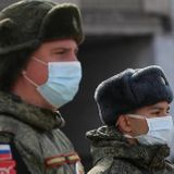 Nearly 900 coronavirus cases confirmed in Russian army