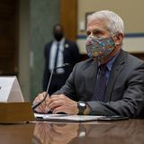 Fauci says comments like Rep. Jim Jordan's are 'quite frustrating'