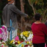 Global COVID-19 Deaths Top 3 Million