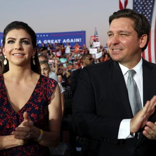 DeSantis Hints at Political Consequences for Companies That 'Genuflect' to 'Wokeness'   National Review
