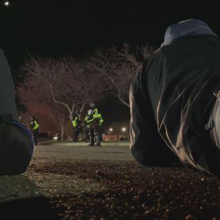 WCCO Journalists Detained, Told To Lay On Ground During Brooklyn Center Protests