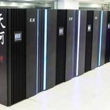 Chinese Exascale Supercomputer Prototype Tested with AI Workloads