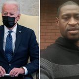 Biden blasted for politicizing Floyd verdict as he could have triggered MISTRIAL