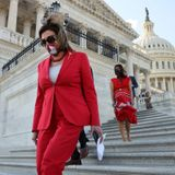 """Nancy Pelosi under fire for saying George Floyd """"sacrificed"""" himself for justice"""