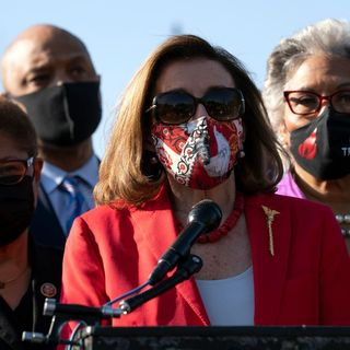 Pelosi faces backlash after thanking George Floyd for 'sacrificing your life for justice'