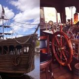 You Can Rent a Pirate Ship On The Mississippi With Airbnb