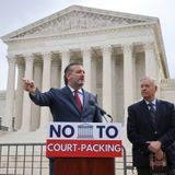 "Merrick Garland trends as Ted Cruz says GOP Senate didn't ""rig"" the Supreme Court"