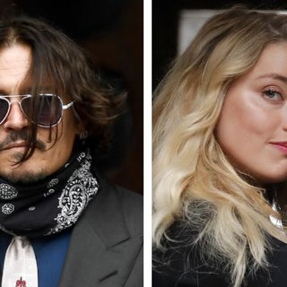"""Johnny Depp's $50M Defamation Suit Should Be Tossed Because Of UK """"Wife Beater"""" Ruling, Amber Heard Says"""