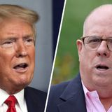 Trump Disinfectant Remarks Led to Hundreds of Hotline Calls in Maryland