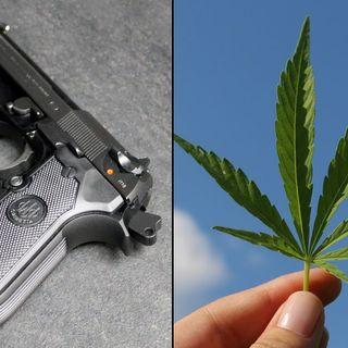 GOP Congressman's Bill Would Protect Marijuana Consumers' 2nd Amendment Rights