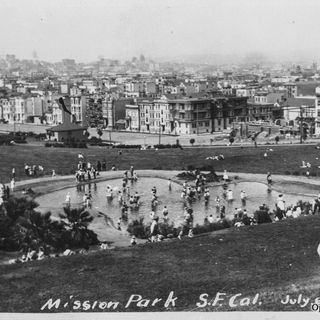There was once a pool - a big one - in Dolores Park