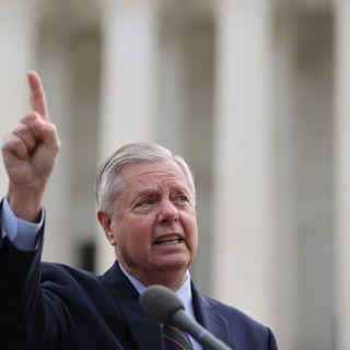 Lindsey Graham dismisses systemic racism in policing because VP Kamala Harris is Black