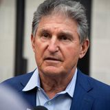 Manchin says he's 'not a roadblock' for Biden's priorities as he pushes for slimmed-down infrastructure bill