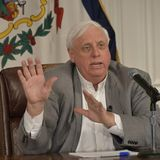 West Virginia Gov. Justice Lays Out Reopening Plan As Coronavirus Positives Drop Below 3 Percent