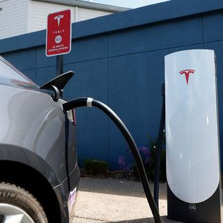 Tesla cracks the $1 billion profit mark