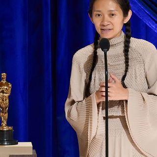 China censored social media posts about Chloé Zhao's Oscar win