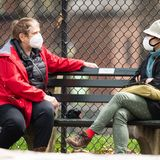 Biden administration set to relax outdoor mask guidance