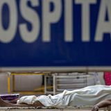 Fury as Delhi luxury hotel booked as COVID hospital for court staff