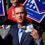 A lobbying shop linked to Corey Lewandowski is no more