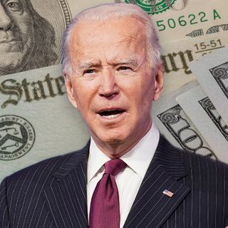Biden's 100 days in office: Dems ramp up spending as US deficit surges