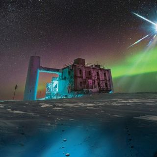 Searching for the Universe's Most Energetic Particles, Astronomers Turn on the Radio