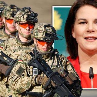 EU Army warning: Candidate to replace Merkel demands 'serious steps' taken – huge backlash