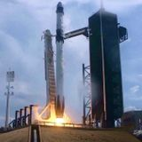 SpaceX & NASA Complete Historic Launch Of Astronauts From US Soil