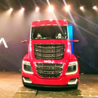 Nikola Motor's Trevor Milton Talks Fuel Cells, Trucking, & Short Sellers