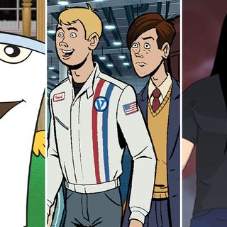 Adult Swim Has Three Movies In The Works For 'Aqua Teen Hunger Force', 'The Venture Bros.' & 'Metalocalypse'