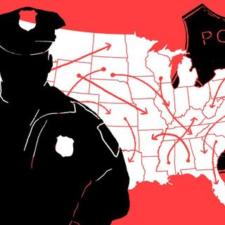 There's a database whose mission is to stop problematic police officers from hopping between departments. But many agencies don't know it exists