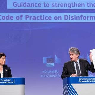 EU Releases Guidance for Strengthening Code of Practice on Disinformation