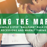 """Market Timing: The Easy """"Ballpark"""" Method That Will Get You Ahead of the Pack"""