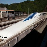 D.C.-to-Baltimore maglev would only benefit rich, Amtrak chief says