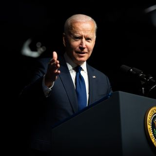"""Joe Biden blames trouble passing voting rights on 2 Dems """"who vote more"""" with GOP"""